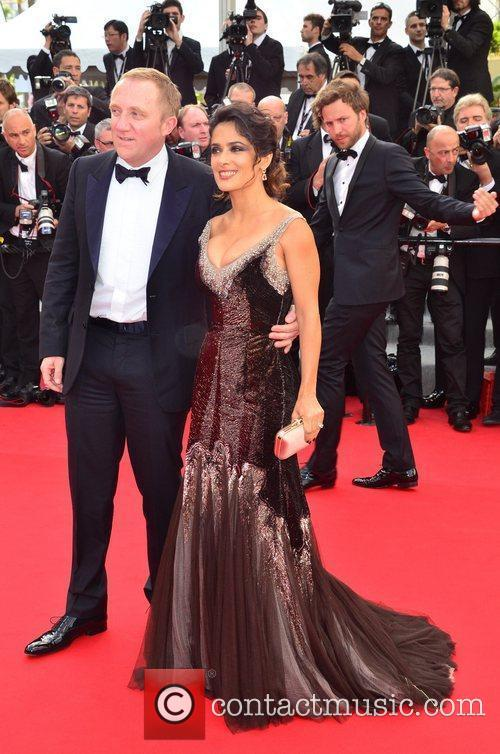 Salma Hayek and Cannes Film Festival 8