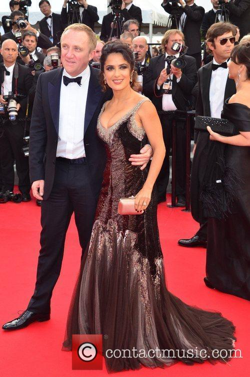 Salma Hayek and Cannes Film Festival 9