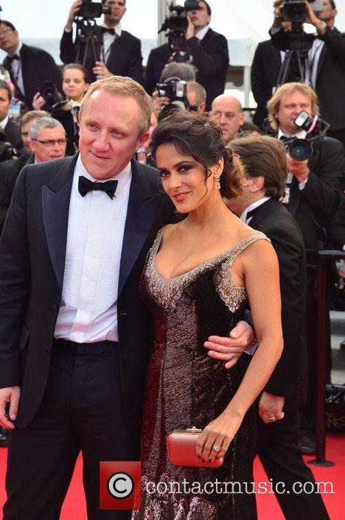 Salma Hayek and Cannes Film Festival 10