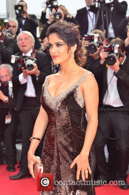 Salma Hayek and Cannes Film Festival 7