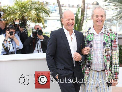 Bruce Willis, Bill Murray and Cannes Film Festival 2