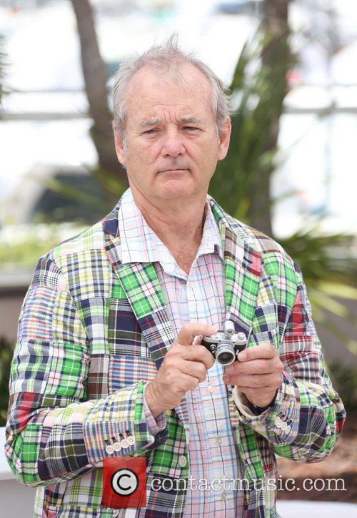 Bill Murray and Cannes Film Festival 8