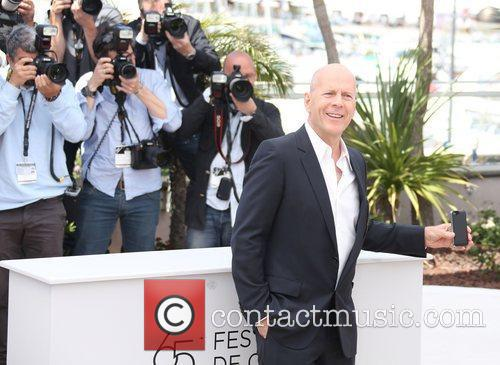 Bruce Willis and Cannes Film Festival 13