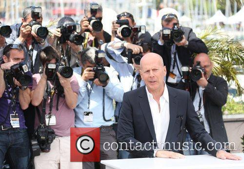 Bruce Willis and Cannes Film Festival 15
