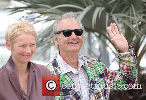 Tilda Swinton, Bill Murray, Cannes Film Festival