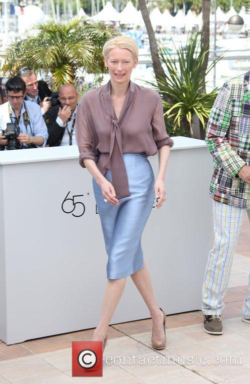Tilda Swinton and Cannes Film Festival 7