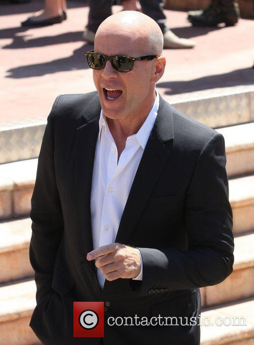Bruce Willis and Cannes Film Festival 4