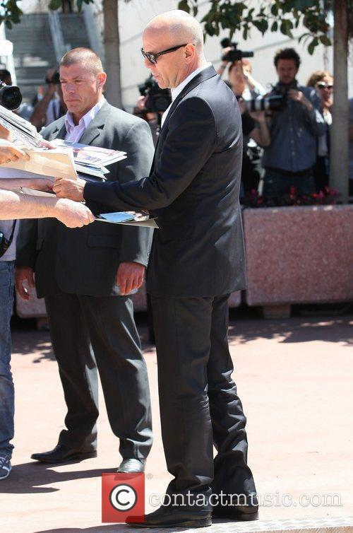 Bruce Willis and Cannes Film Festival 7