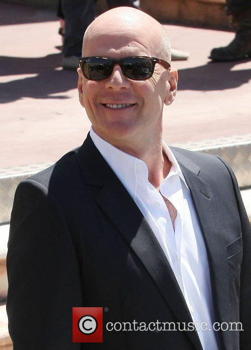 Bruce Willis and Cannes Film Festival 9