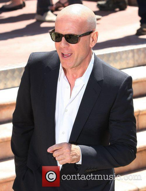 Bruce Willis and Cannes Film Festival 12