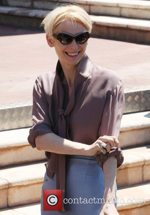 Tilda Swinton and Cannes Film Festival 3