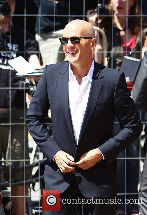 Bruce Willis and Cannes Film Festival 17