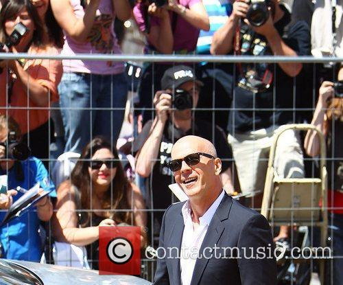 Bruce Willis and Cannes Film Festival 18