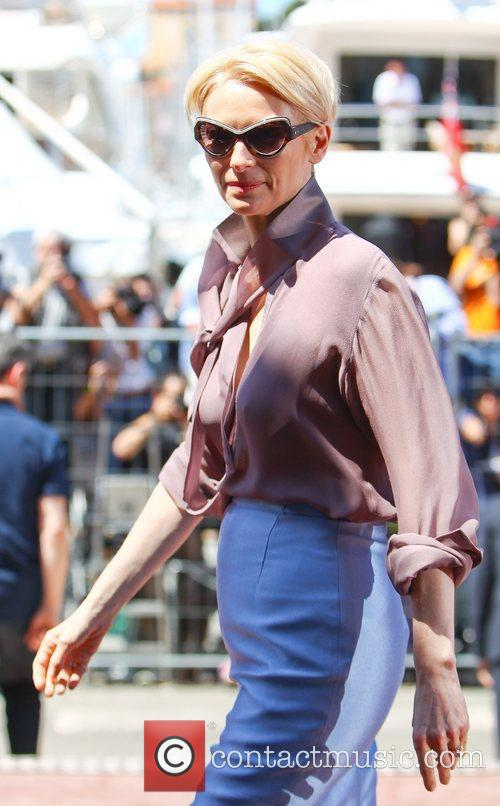 Tilda Swinton and Cannes Film Festival 8
