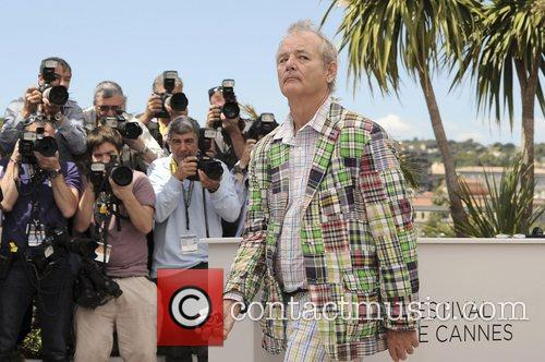 Bill Murray and Cannes Film Festival 1