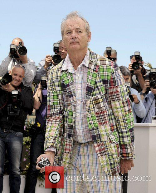 Bill Murray, Cannes Film Festival