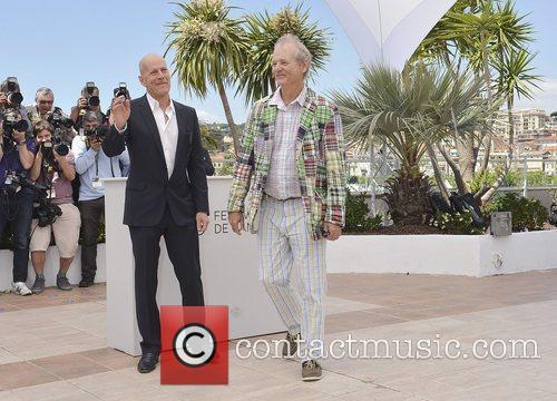 Bruce Willis, Bill Murray, Cannes Film Festival