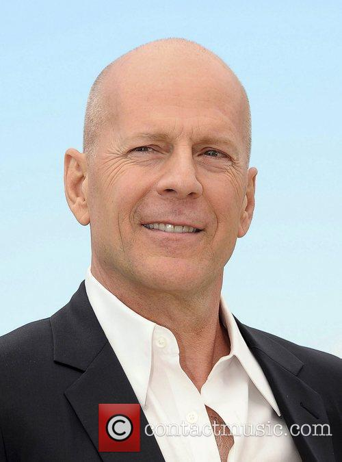 Bruce Willis and Cannes Film Festival 2