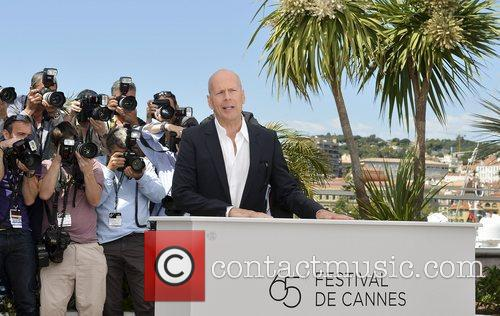 Bruce Willis and Cannes Film Festival 3