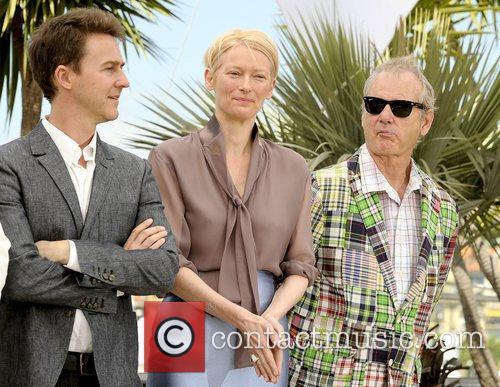 Edward Norton, Bill Murray, Tilda Swinton and Cannes Film Festival 3