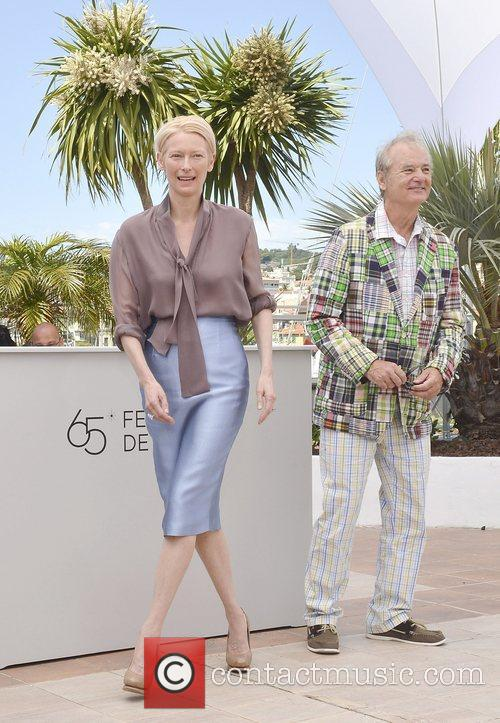 Tilda Swinton, Bill Murray and Cannes Film Festival 9