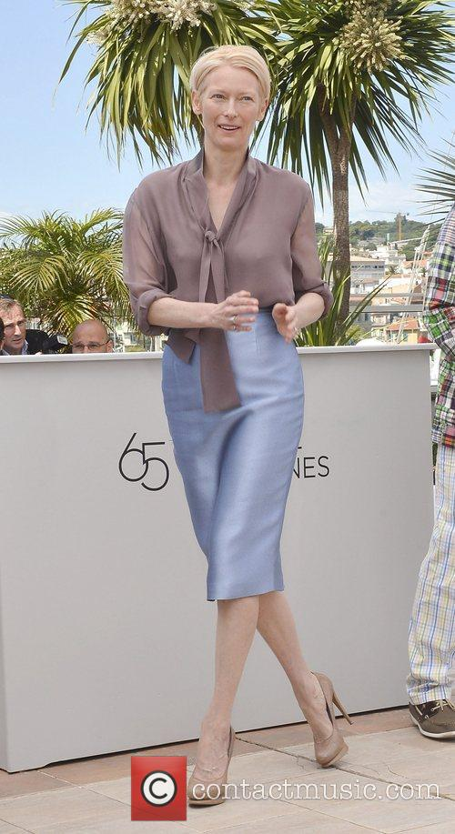 Tilda Swinton and Cannes Film Festival 11