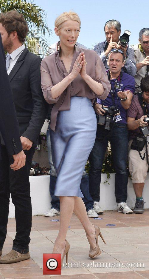 Tilda Swinton and Cannes Film Festival 4