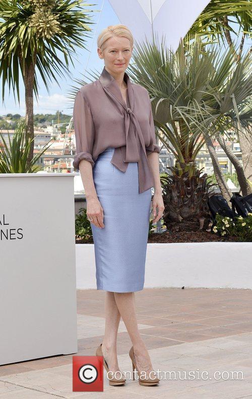 Tilda Swinton and Cannes Film Festival 5
