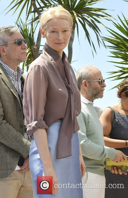 Tilda Swinton and Cannes Film Festival 1