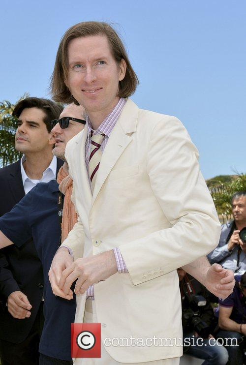 Wes Anderson,  'Moonrise Kingdom' photocall - during...