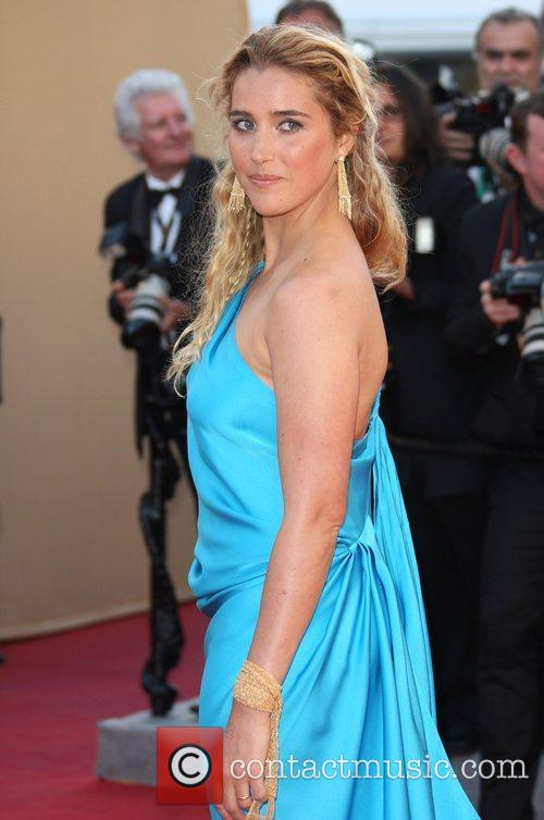 Vahina Giocante and Cannes Film Festival
