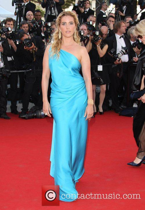 Vahina Giocante and Cannes Film Festival 1
