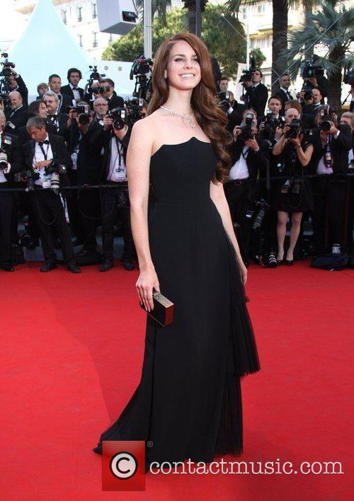 Lana Del Rey and Cannes Film Festival 2