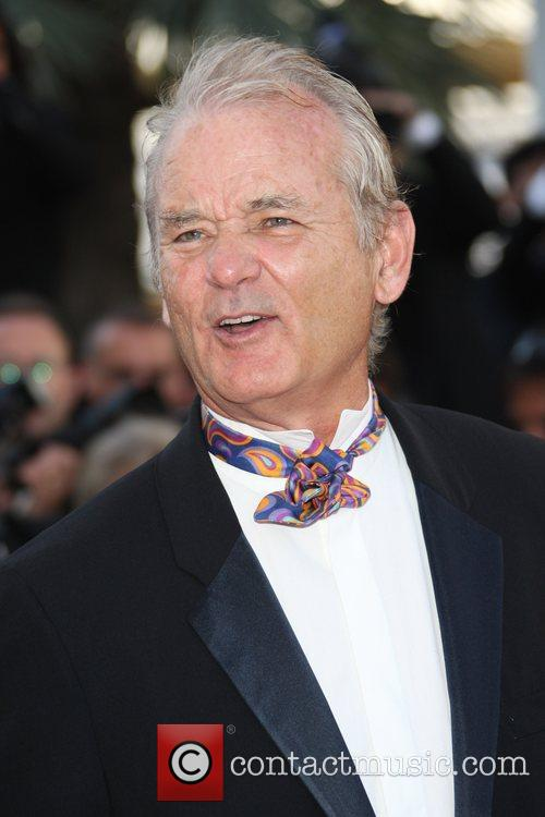 Bill Murray 'Moonrise Kingdom' premiere - during the...