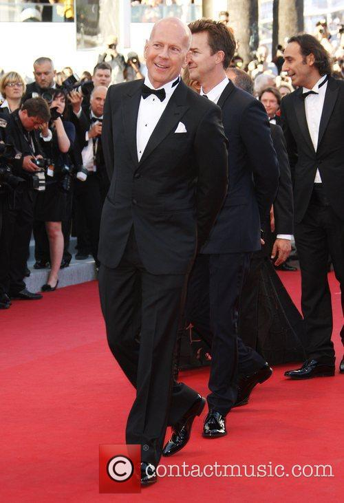 Bruce Willis and Cannes Film Festival 5