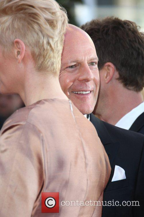 Bruce Willis and Cannes Film Festival 1