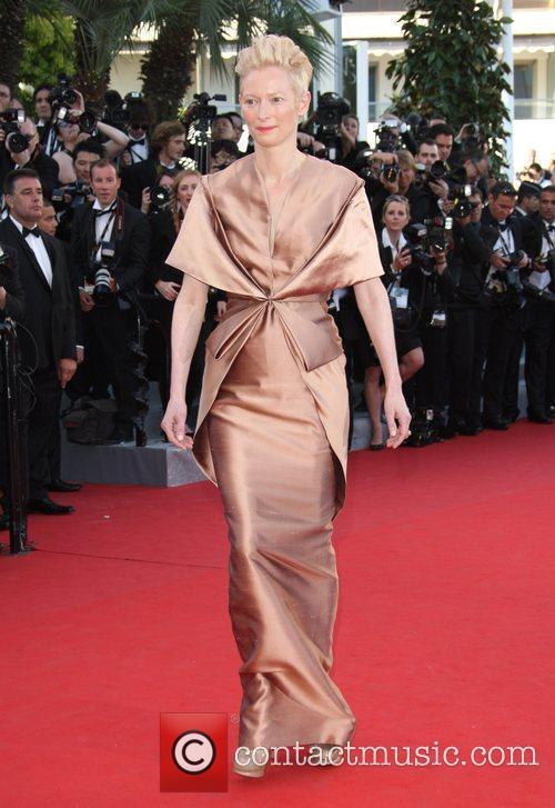 Tilda Swinton and Cannes Film Festival 3