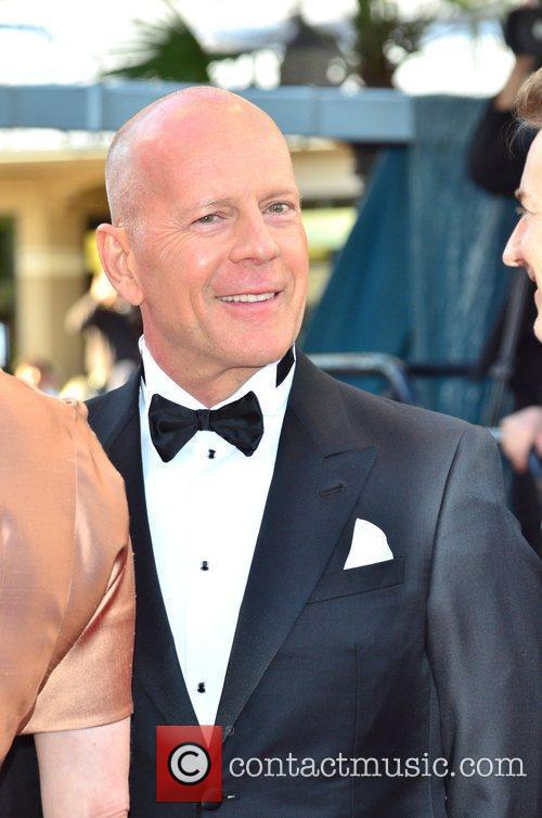 Bruce Willis and Cannes Film Festival 6
