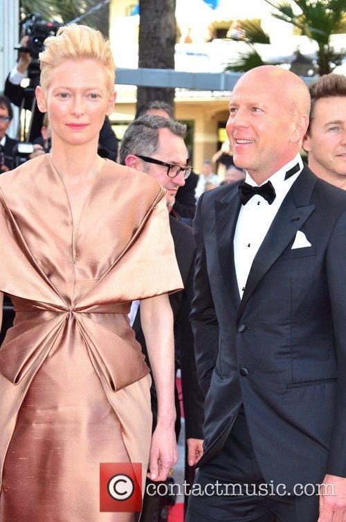 Bruce Willis, Tilda Swinton and Cannes Film Festival 2