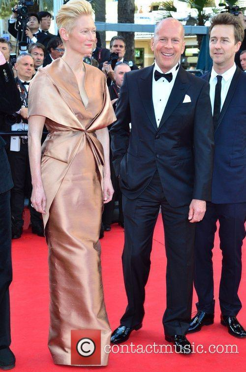 Bruce Willis, Tilda Swinton and Cannes Film Festival 3