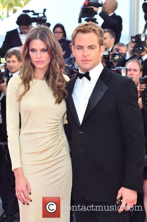 Chris Pine and Cannes Film Festival 3