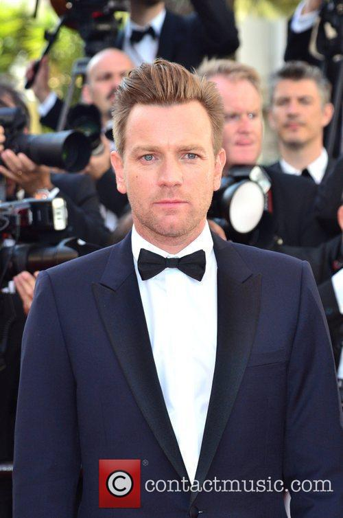 Ewan Mcgregor and Cannes Film Festival 1