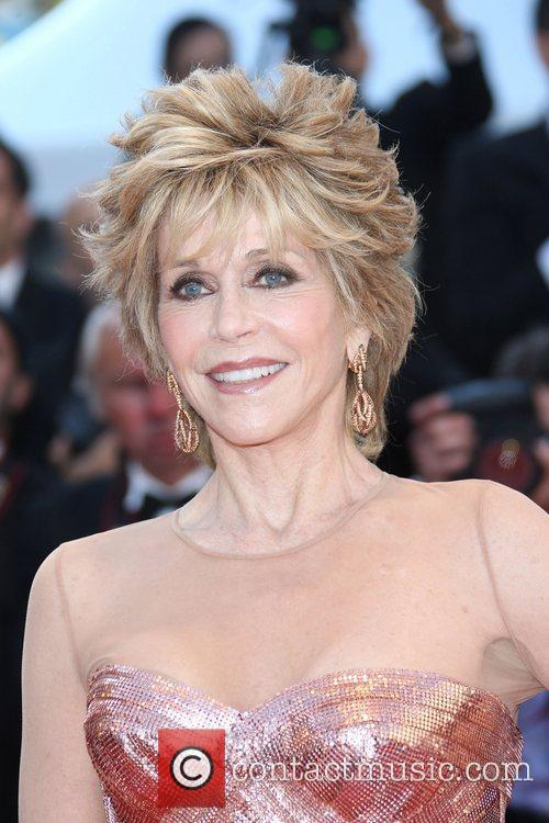 Jane Fonda and Cannes Film Festival 6