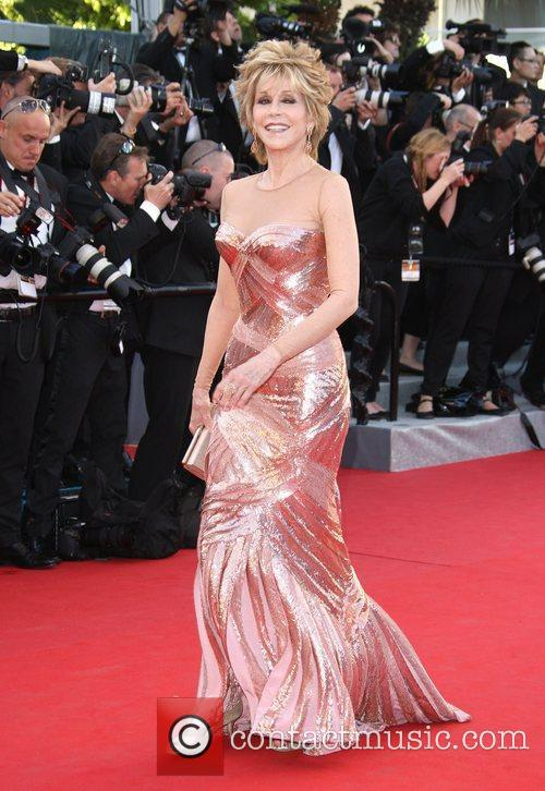 Jane Fonda and Cannes Film Festival 8
