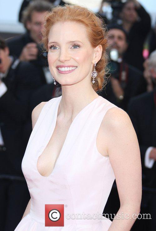 Jessica Chastain and Cannes Film Festival 6