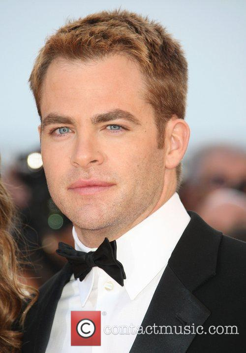 Chris Pine and Cannes Film Festival 4