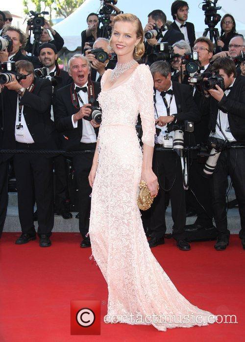 Eva Herzigova and Cannes Film Festival 2