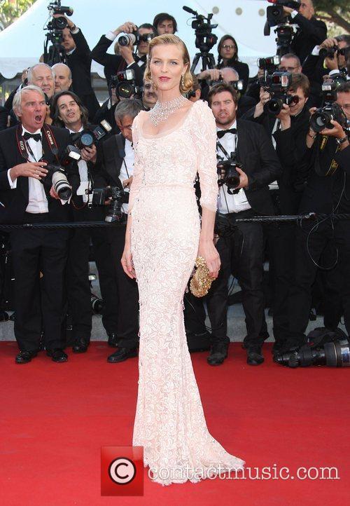 Eva Herzigova and Cannes Film Festival 1