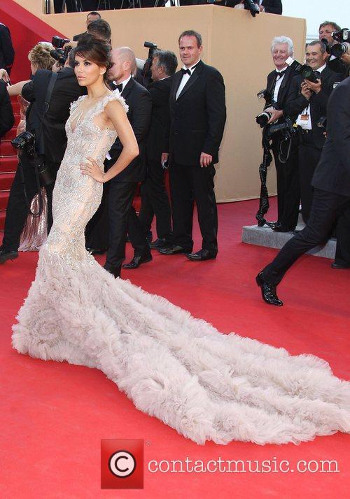 Eva Longoria and Cannes Film Festival 1
