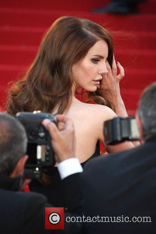 Lana Del Rey and Cannes Film Festival 3